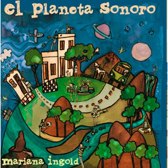 el planeta sonoro de Mariana Ingold en radiobutia